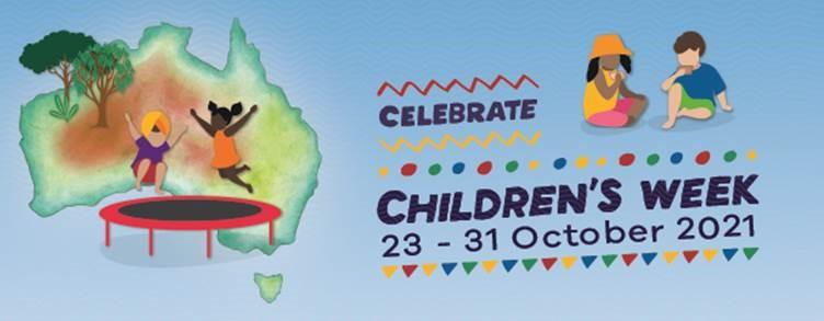 What's happening in Children's Week 2021?