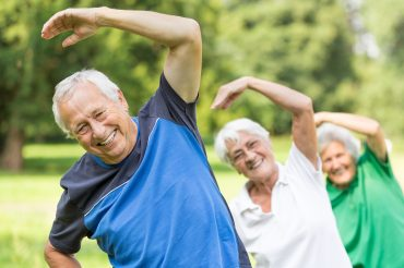 Pilates for Over 55