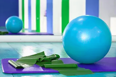 Pilates for Over 55 Virtual Group Program