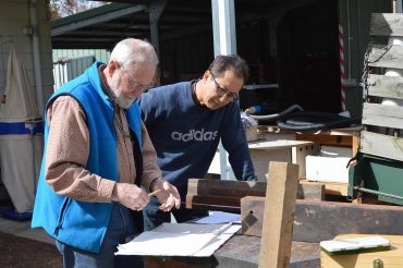 Manningham Men's Shed Mondays