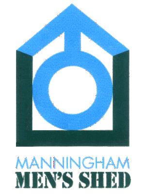 Manningham Men's Shed logo